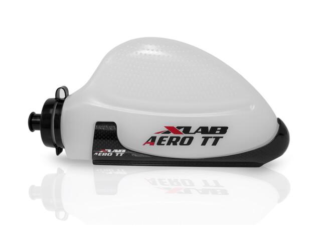 XLAB Aero TT Carbon Drikkesystem Hvit/Transparent